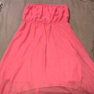 Annabelle women's high low strapless dress 👗 2x